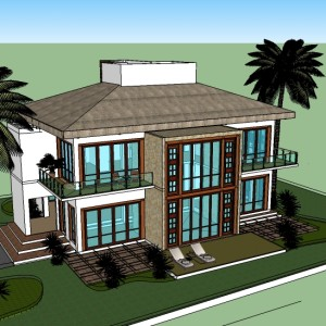 Se Vende: Villa en la Playa, en Miches, Republica Dominicana
