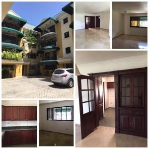 Se Vende - Apartamento (120m2) en Arroyo Hondo, Santo Domingo