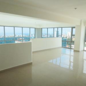 Se Vende: Penthouse de 3 pisos (1063) m2 con Vista del Mar en Esperilla, Santo Domingo