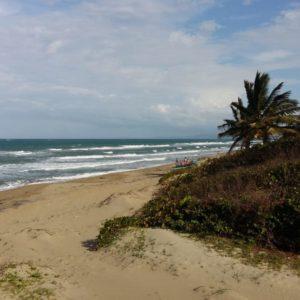 Se vende: Propiedad de 4,000 m2 con 33.5 m Frente de Playa, Cabarete-Este, Republica Dominicana