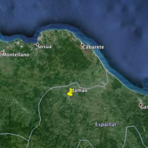 Se Vende: Finca (3,773,160 m2) de Caoba y Cacao en Jamao, Republica Dominicana