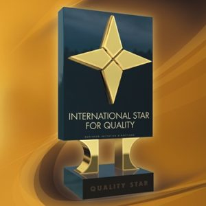 Premio International Star for Quality (ISAQ) otorgado por BID a ComConnect !!!