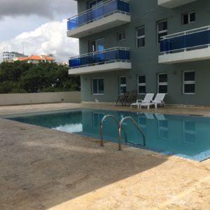 Se Vende/Alquila: Apartamento (238) en piso 17, La Esperilla, Santo Domingo