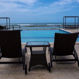 Se Vende/Aquila: Apartamento Amueblado (124 m2) con vista al Mar en Proyecto Marbella, Juan Dolio