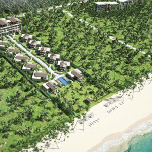 Se Vende: Residencias (46 - 142 m2) con vista al Mar en proyecto Turistico, en Samana